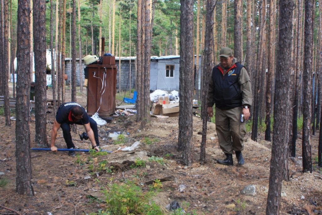 В Иркутской области прокуратура настаивает на запрете деятельности туристической базы «Бухта Песчаная»