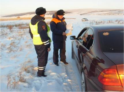 24 ледовые переправы уже действуют на водных объектах  в Иркутской области