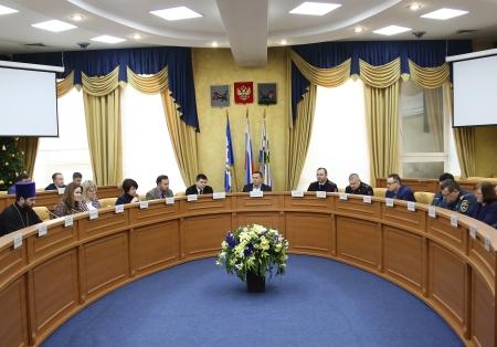 19 января в Иркутске на время Крестного хода будет перекрыто движение по улице Якоби
