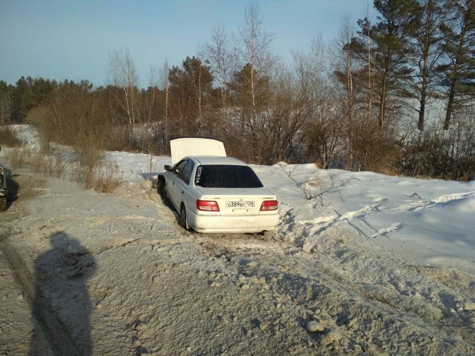 В Иркутске сотрудники ДПС по «горячим» следам задержали подозреваемого в угоне автомашины