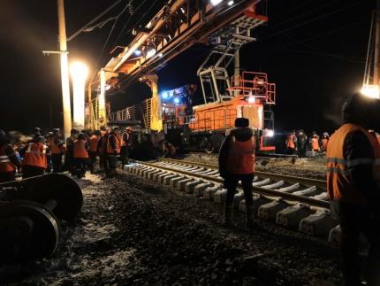 На Восточно-Сибирской железной дороге будет задержано движение пассажирских поездов