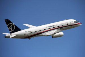 Sukhoi Superjet 100: мрачное будущее в Европе
