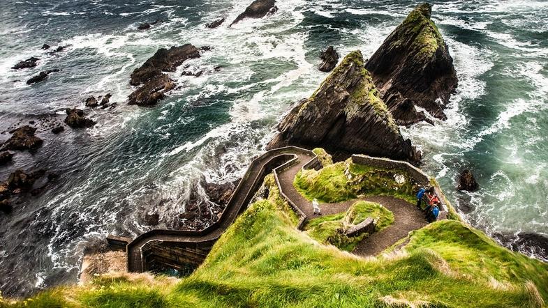 Специальные места для селфи появятся в Ирландии