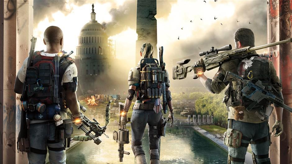 Сотрудник Ubisoft случайно анонсировал открытий бета тест The Division 2