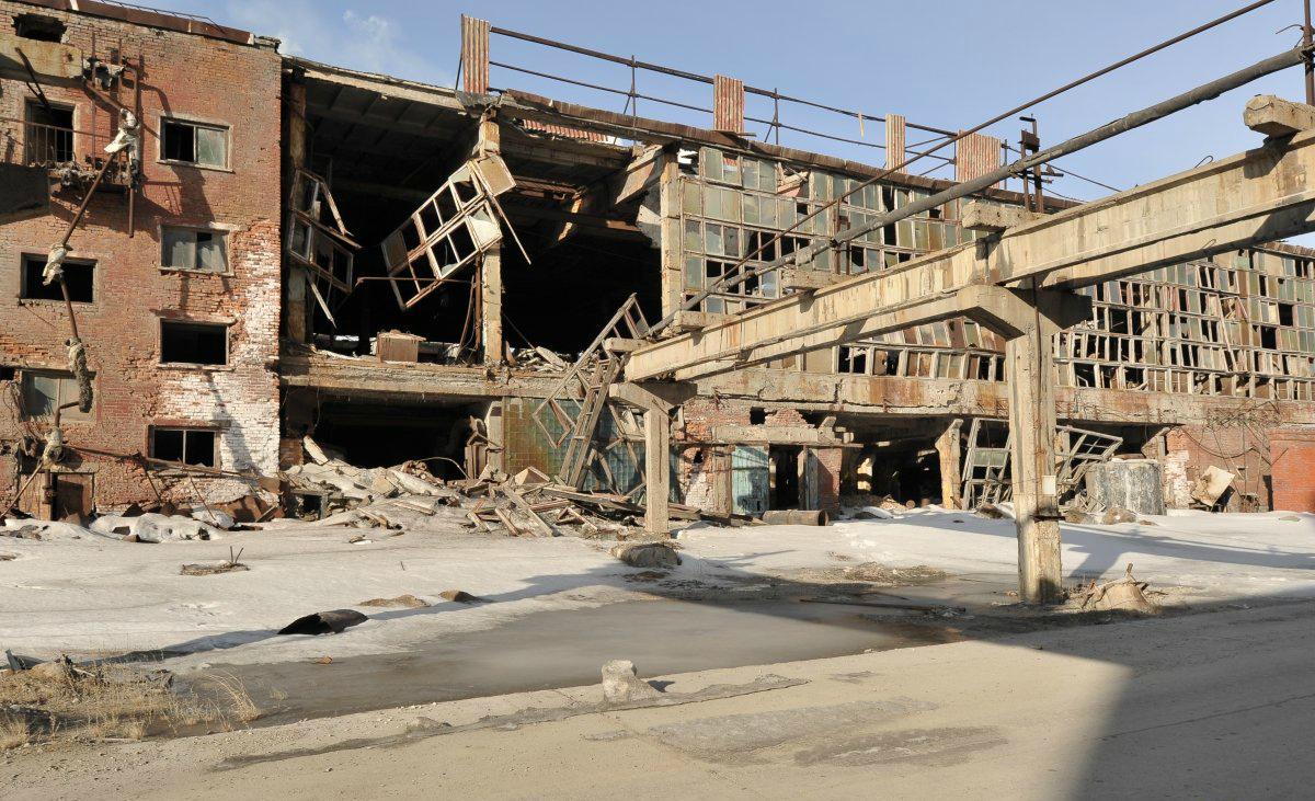 Утилизация отходов в Усолье-Сибирском
