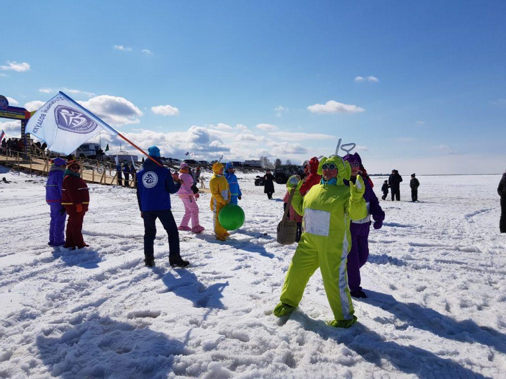 Байкальской рыбалке-2019 удалось попасть в Книгу рекордов Гиннесса (Россия)