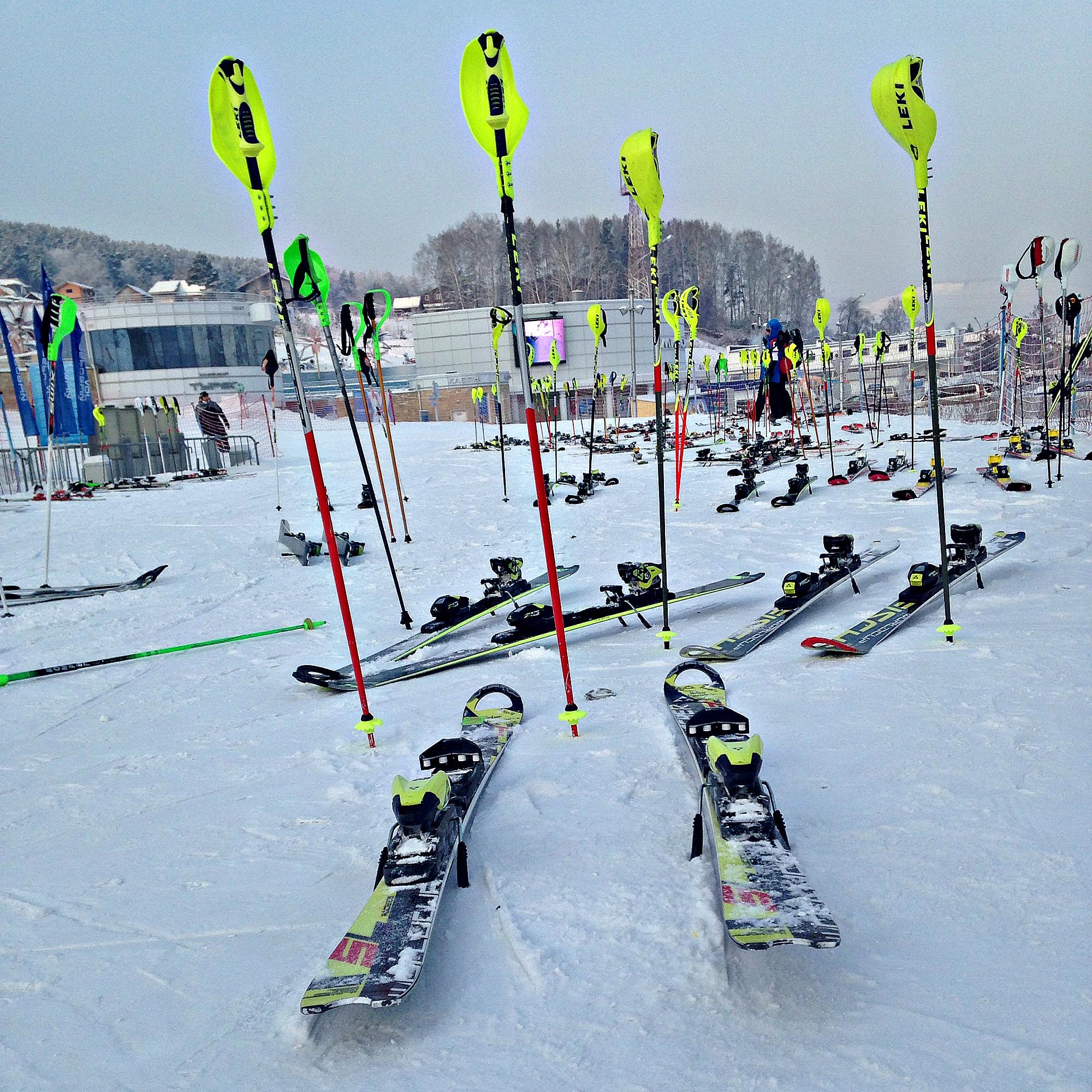 В апреле в Иркутской области пройдут соревнования по горнолыжному спорту