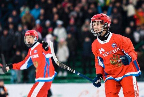 Юный хоккеист из Иркутска стал чемпионом в первенстве мира