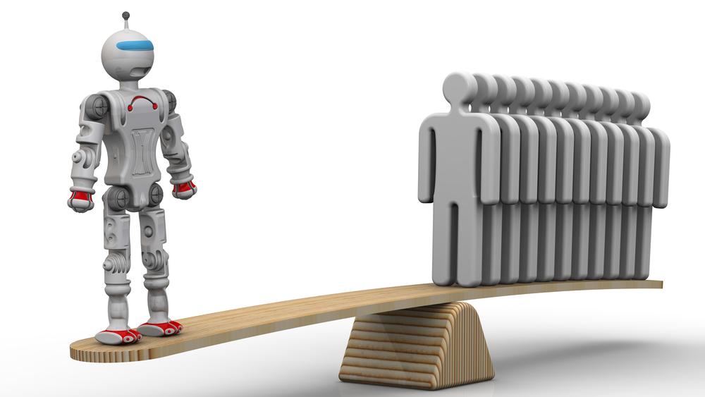 Первые 5 профессий, которые станут жертвами тотальной роботизации