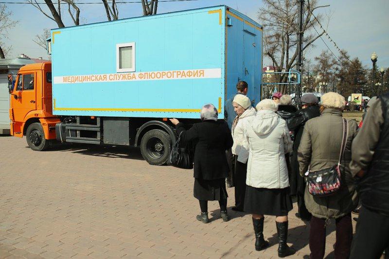 5 апреля жители Иркутска смогут пройти бесплатное медобследование