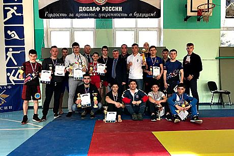 Турнир по комплексному единоборству: Копилка Иркутска пополнилась 13-ю медалями