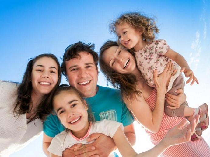 В 2019 году приняты новые меры для поддержки семей с детьми
