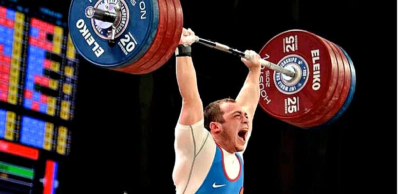 Первенство РФ по тяжелой атлетике: Спортсмены из Приангарья привезли 9 медалей