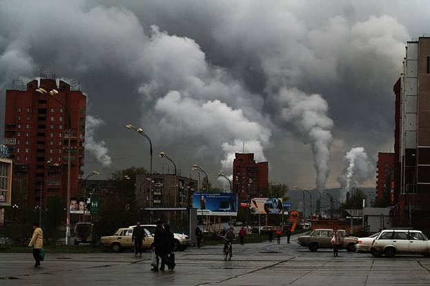 Воздух в Братске станет чище