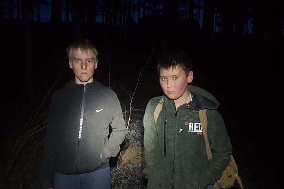 Два подростка спасли от пожара садоводство в Иркутском районе