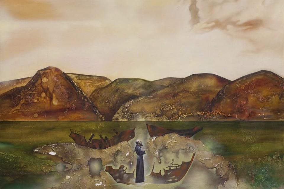 5 апреля в Галерее сибирского искусства откроется выставка «Бесценный дар»