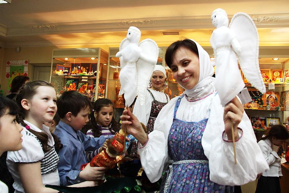 В столице Приангарья стартовал фестиваль «Пасхальная радость»
