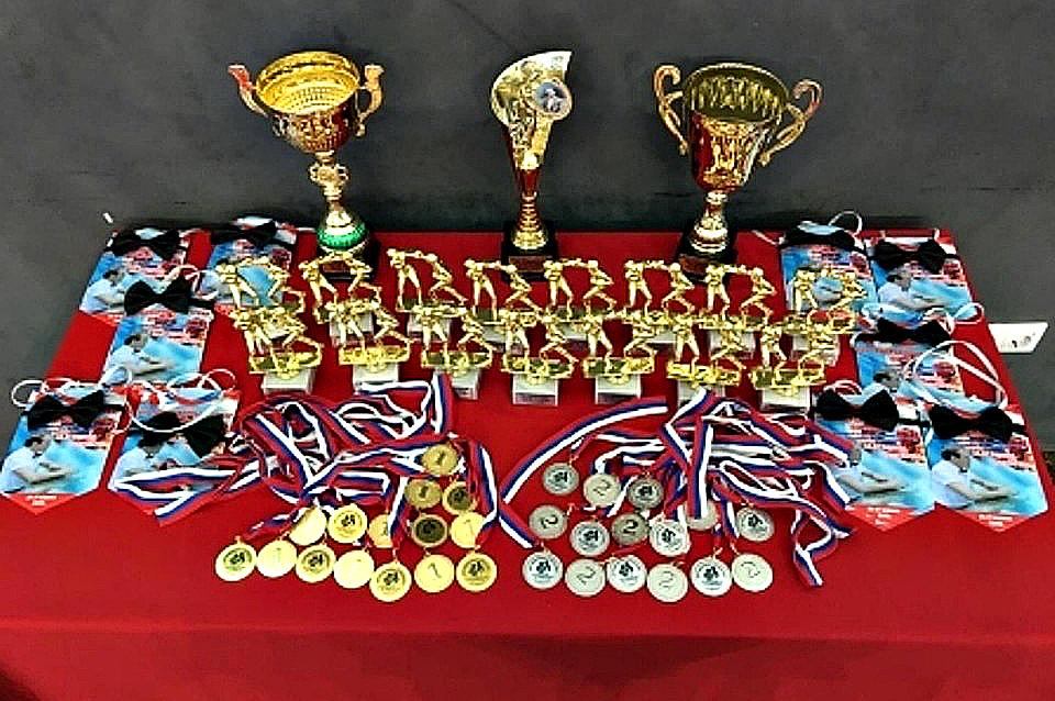 В Иркутске состоялся турнир по боксу памяти Аркадия Кривошеева