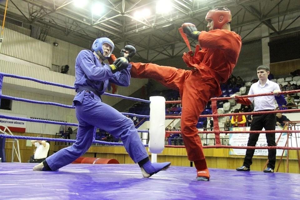 В Иркутске пройдут чемпионат и первенство России по кикбоксингу
