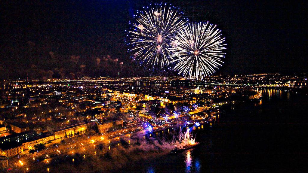 День города-2019: В Иркутске принимают заявки на участие в карнавальном шествии