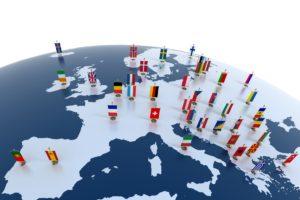 Тест: Угадайте страну по очертанию