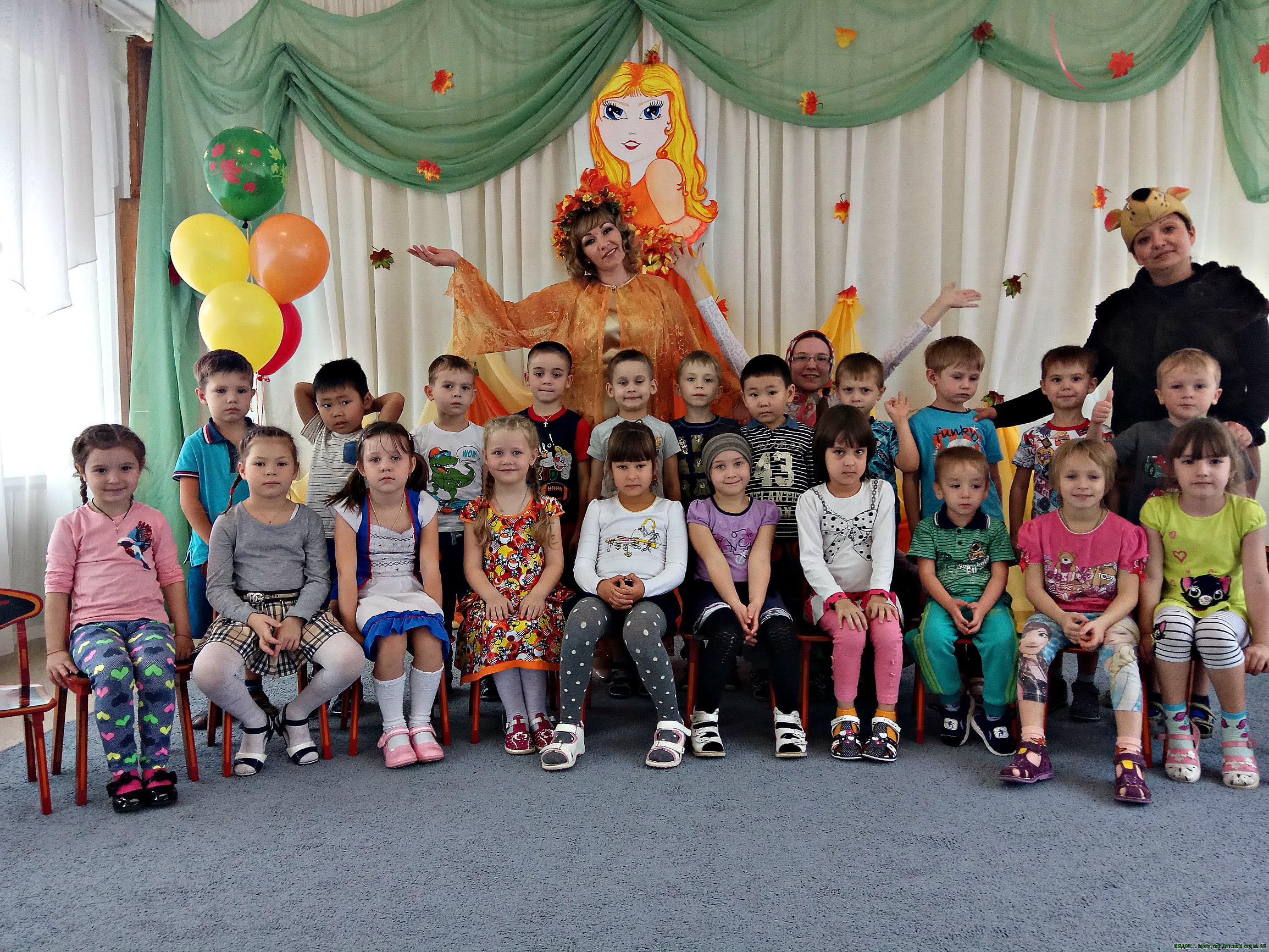 С нового учебного года в каждой группе детсадов Приангарья будет по два педагога