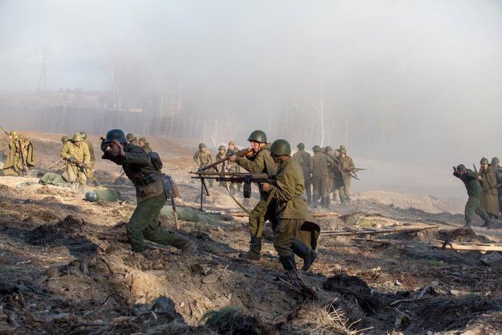 Нелетная погода: Реконструкцию танкового сражения под Иркутском перенесли