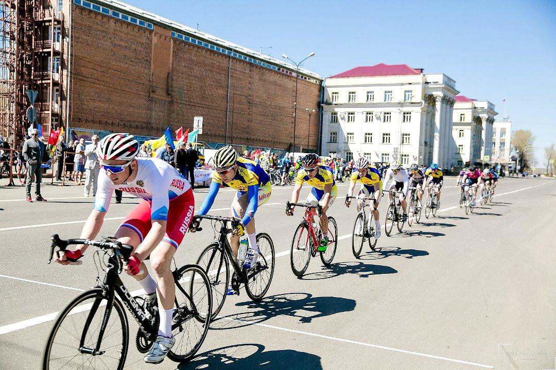 4 мая под Иркутском стартует многодневная велогонка, приуроченная Дню Победы