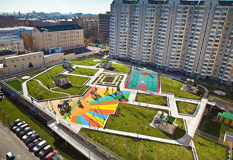 В столице Приангарья благоустроят более 200 дворов