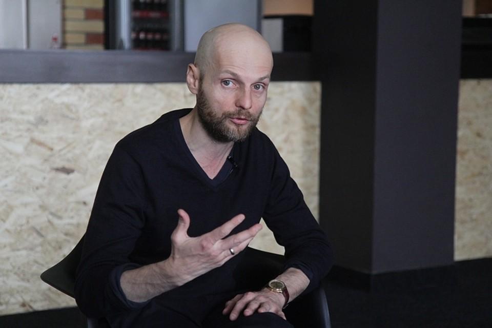 Режиссер из Иркутска Иван Вырыпаев претендует на звание «Автор года»