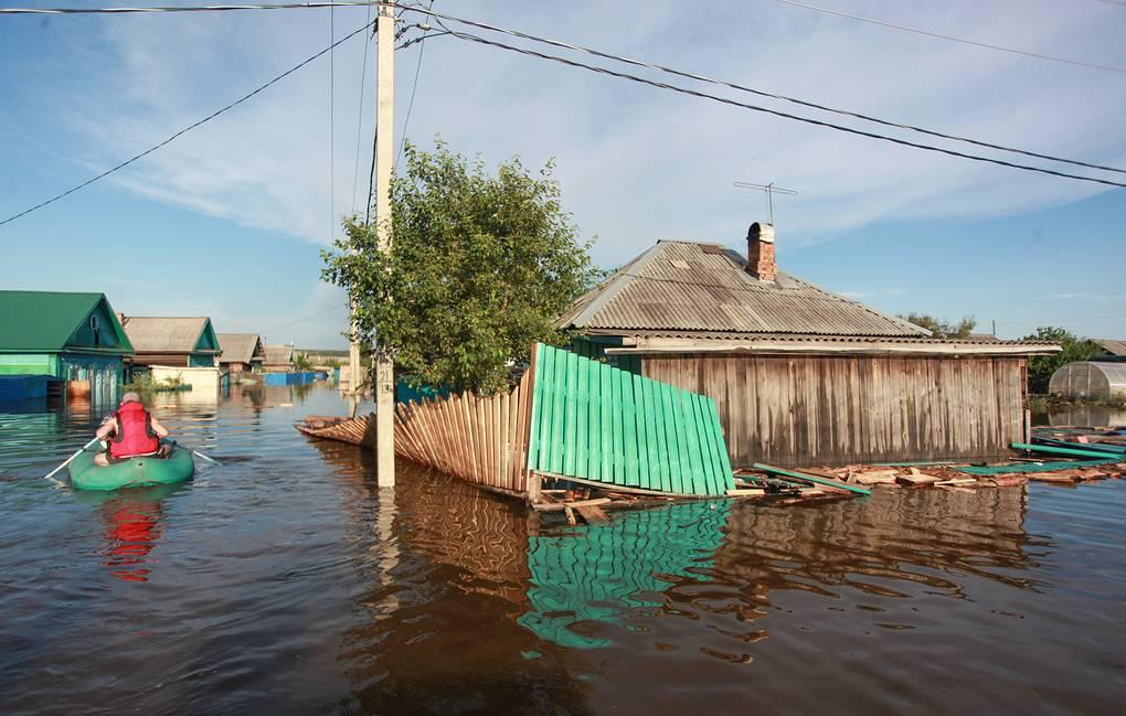 Материальный ущерб от наводнения в Приангарье составил 29 миллиардов рублей