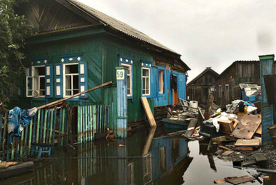 Новая волна паводков в Приангарье: Из подтопленных районов эвакуировано более 1000 человек