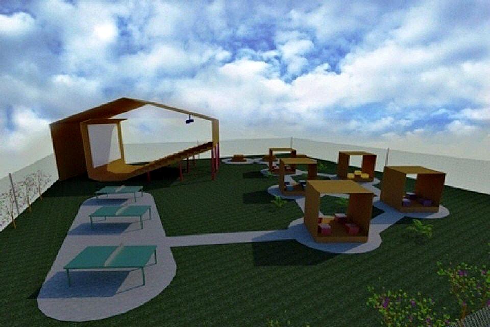 В Иркутске появится новый парк, спроектированный инициативной молодежью