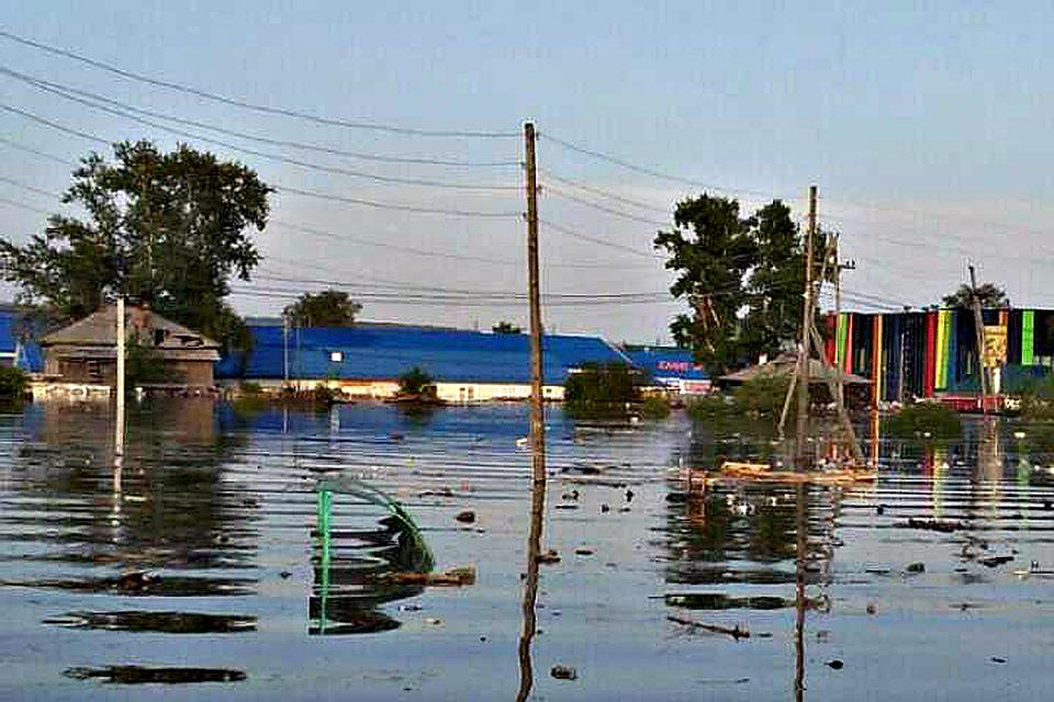 Полицейские нашли 38 человек, которые пропали без вести во время наводнения в Приангарье