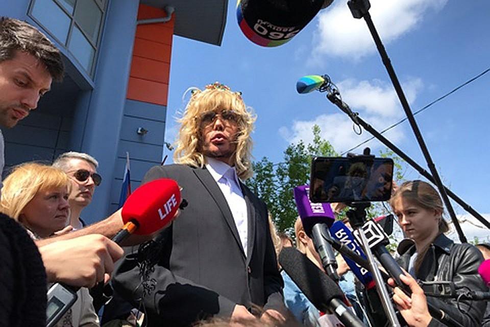 Сергей Зверев поехал к жителям пострадавшего от наводнения Тулуна