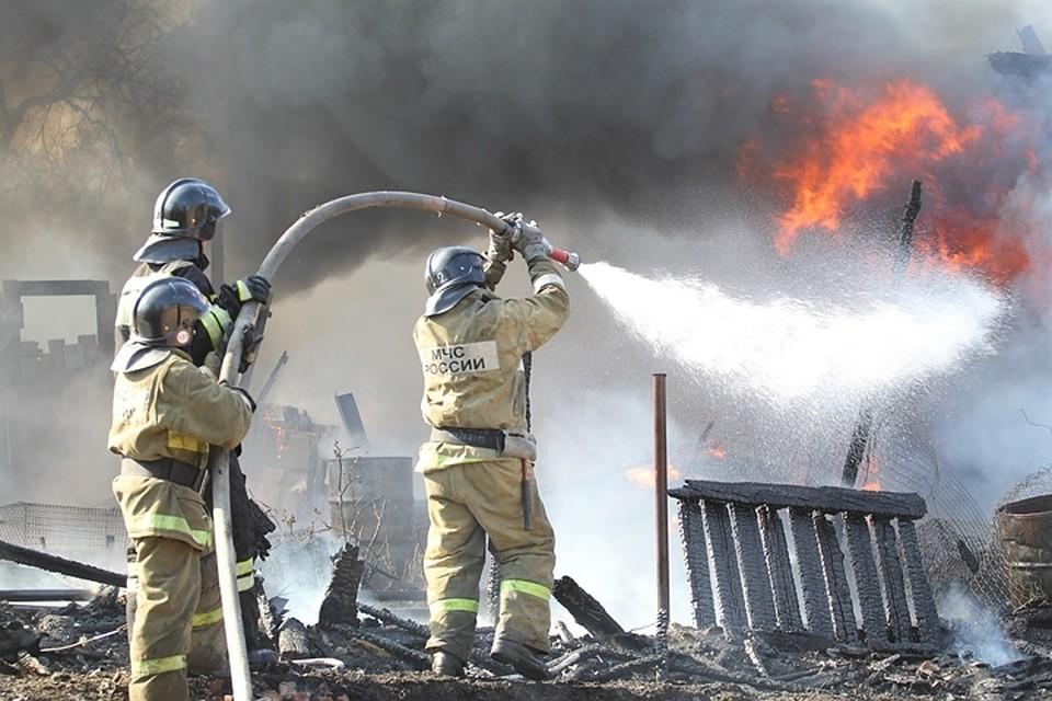 В Усолье-Сибирском неизвестные совершили 6 умышленных поджогов