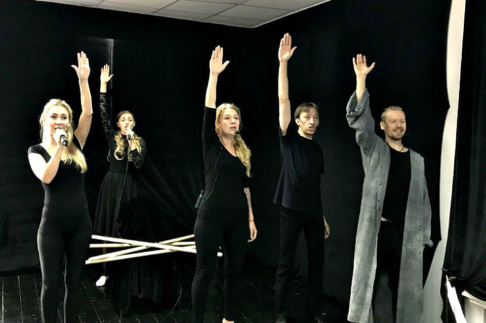 «Театр Пилигримов» поставил спектакль «Страсти по Марии»