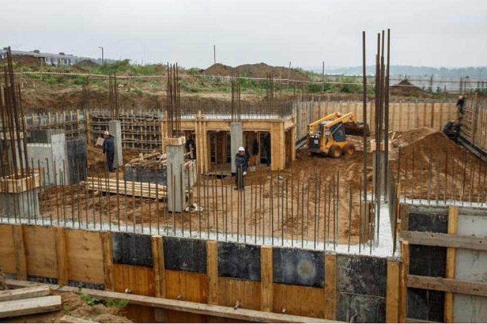 В новых поселках вокруг Иркутска строят муниципальные детские сады