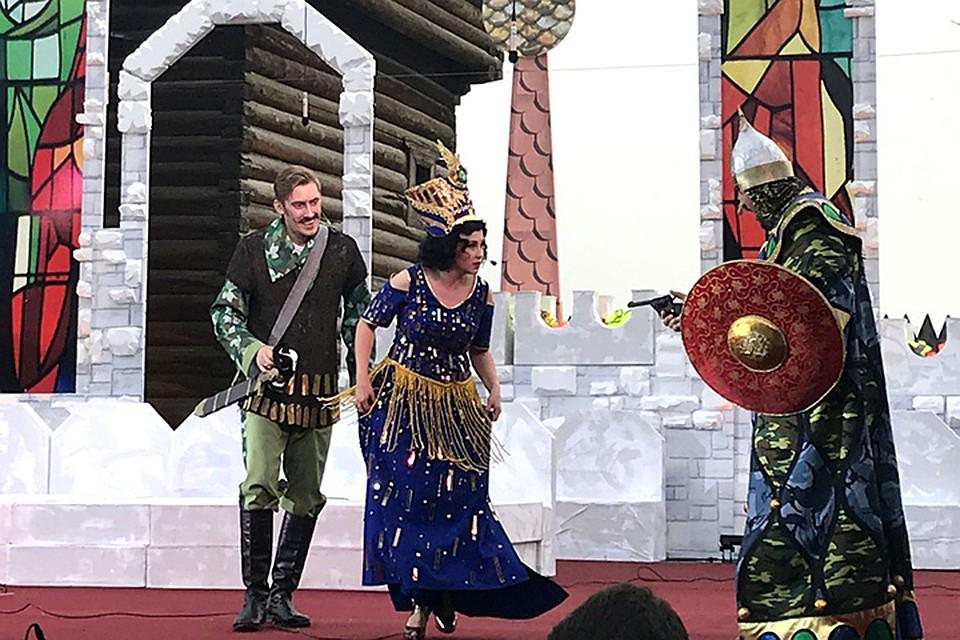 С. Левченко: Фестиваль русской оперы в Иркутской области станет традиционным