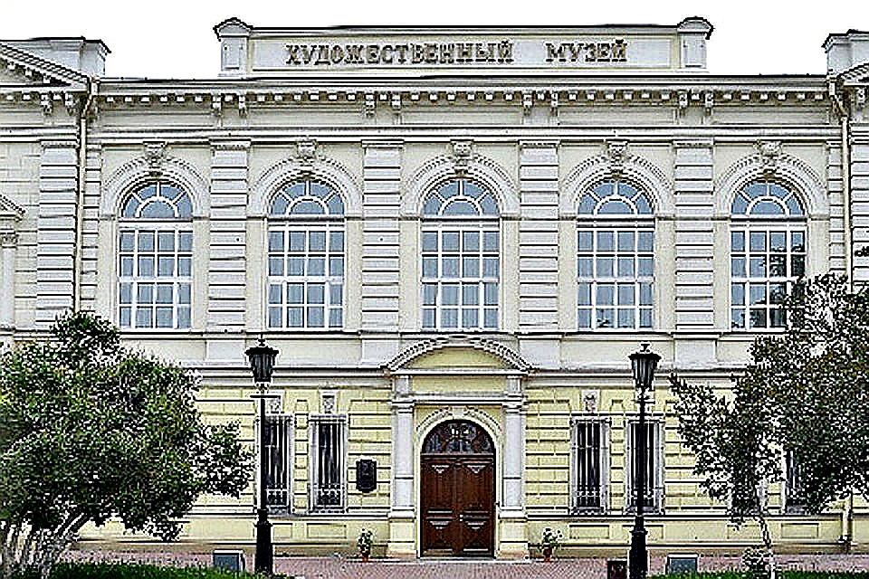 В Иркутском художественном музее откроется выставка ко дню рождения В. Сукачева