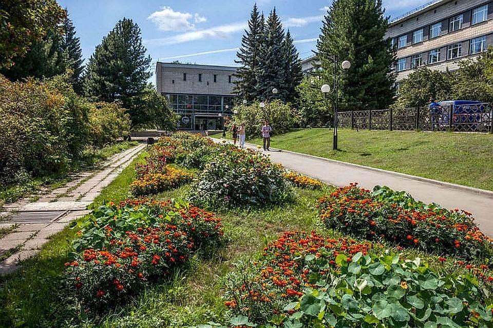 В День Академгородка в микрорайоне ученых в Иркутске открыли фонтан