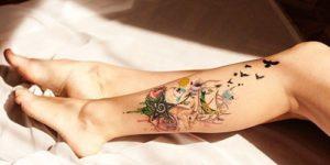 Тест: Какая вам подходит татуировка?