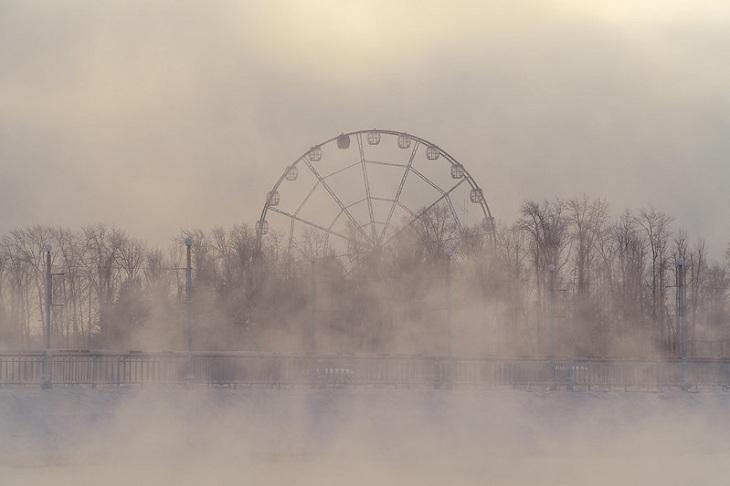 Гидрометцентр: В Приангарье наступают аномальные холода