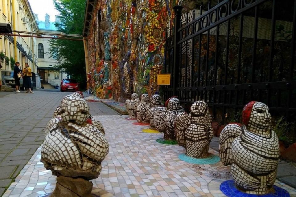 В Ангарске появится мозаичный парк