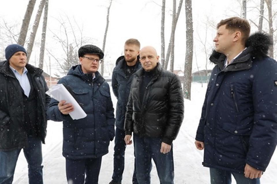Заксобрание продолжит поддержку программ, направленных благоустройство Иркутска
