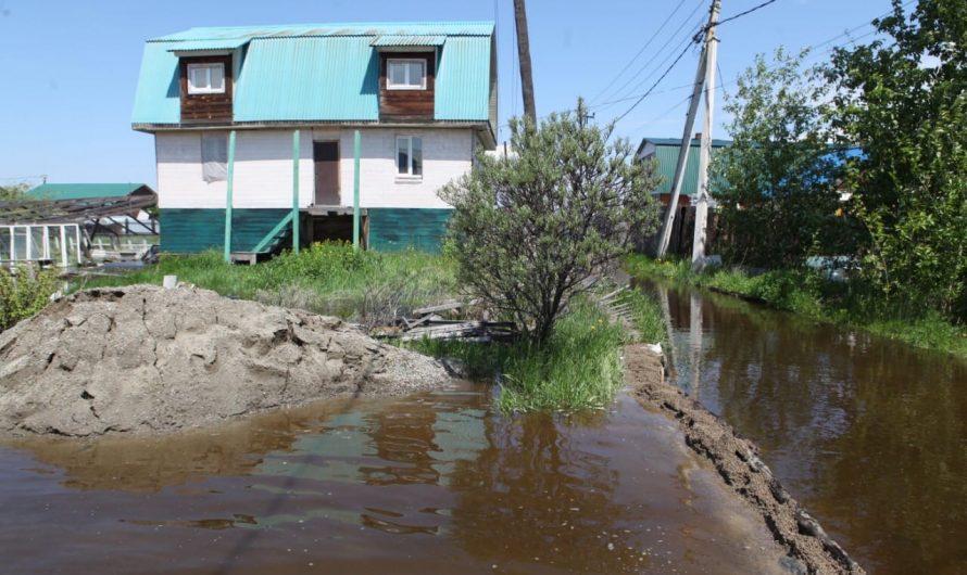 Пункты временного размещения открыты в Иркутске для пострадавших от подтоплений